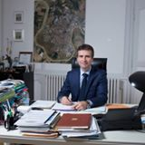 M. Hervé BLANCHÉ : Maire de la ville de Rochefort
