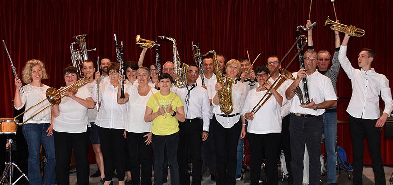 Groupe Harmonie Départementale Charente-Maritime 17