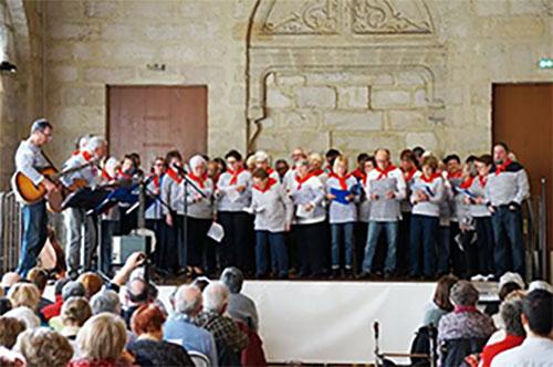 Chanteurs d'Écume des Mers