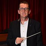 René Bovaere Chef de Musique de l'Harmonie Départementale 17